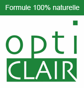 Opticlair formule 100% naturelle